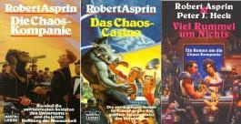 Die Trilogie um die Chaos Kompanie (Die Chaos-Kompanie - Das Chaos-Casino - Viel Rummel um Nichts)