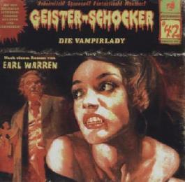 Die Vampirlady, 1 Audio-CD