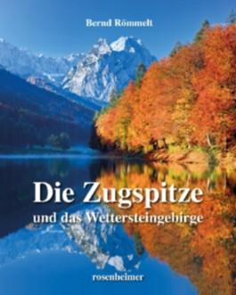 Die Zugspitze und das Wettersteingebirge