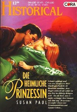Die heimliche Prinzessin (Historical)