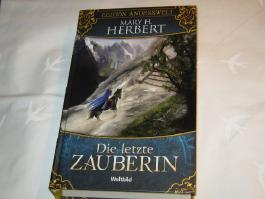Die letzte Zauberin (Edition Anderswelt)