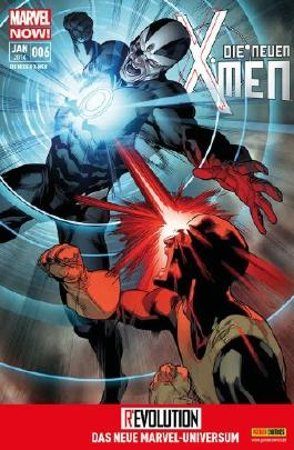 Die neuen X- Men #6 (2013, Panini) ***MARVEL NOW***