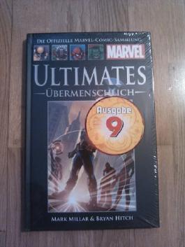 Die offizielle Marvel-Comic-Sammlung 28: Die Ultimativen: Übermensclich