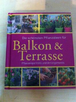 Die schönsten Pflanzideen für Balkon & Terrasse Pflanzenporträts und Arrangements