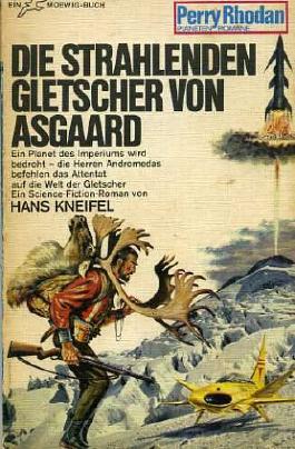 Die strahlenden Gletscher von Asgaard