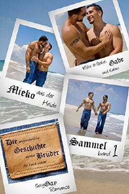 Die ungewöhnliche Geschichte zweier Brüder, die keine waren - Sammelband 1