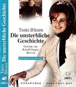 Die unsterbliche Geschichte - Hörbuch 2 Kassetten