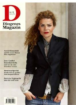Diogenes Magazin Nr.12 Frühling 2013