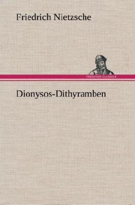 Dionysos-Dithyramben