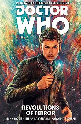 Doctor Who : The Tenth Doctor Vol .1 (Dr Who) (Dr Who Graphic Novel)