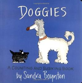 Doggies (Boynton on Board) by Boynton, Sandra (1984) Board book