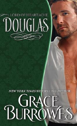 Douglas: Lord of Heartache (The Lonely Lords)
