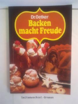 Dr. Oetker - Backen macht Freude.