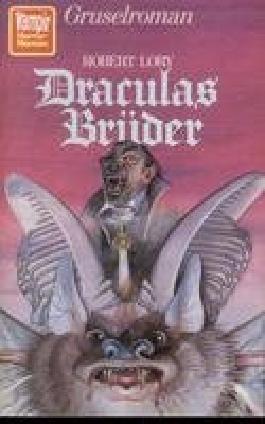 Draculas Brüder - Gruselroman.