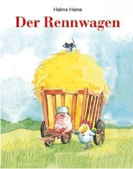 Drei kleine Freunde: Der Rennwagen (Kinderbibliothek) [Illustrierte Ausgabe / Antique Books]