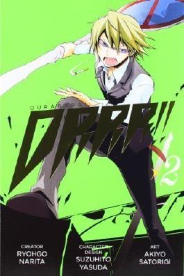 Durarara!!: Vol. 2 by Narita, Ryohgo, Satorigi, Akiyo (2012)
