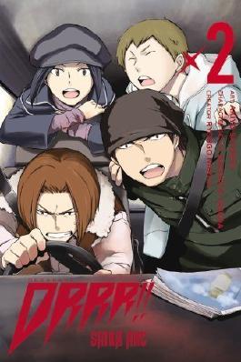 Durarara!! Saika Arc, Vol. 2 by Narita, Ryohgo, Satorigi, Akiyo, Yasuda, Suzuhito (2013) Paperback