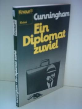 E. V. Cunningham: Ein Diplomat zuviel