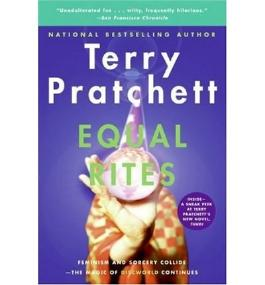 EQUAL RITES (DISCWORLD NOVELS (PAPERBACK)) - GREENLIGHT BY PRATCHETT, TERRY (AUTHOR)PAPERBACK