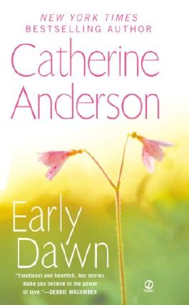Early Dawn: Kendrick/Coulter Series, Book 10