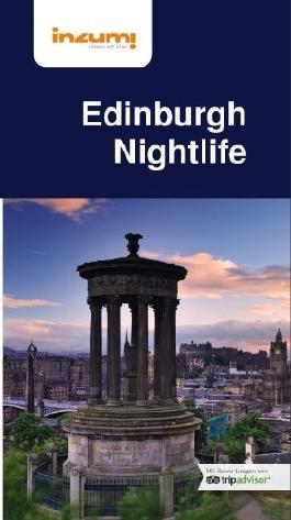 Edinburgh Nightlife * Buch & App * Reiseführer (inzumi.com - individuelle Reiseführer)