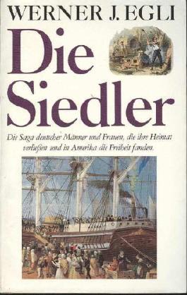 Egli Die Siedler., Scherzverlag, 345 Seiten