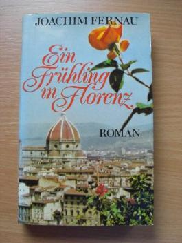 Ein Frühling in Florenz HC Roman.