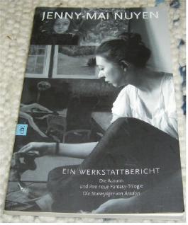 """Ein Werkstattbericht - Die Autorin und ihre neue Fantasy-Triologie """"Die Sturmjäger von Aradon"""""""