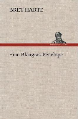 Eine Blaugras-Penelope