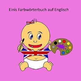 Einis Farbwörterbuch auf Englisch