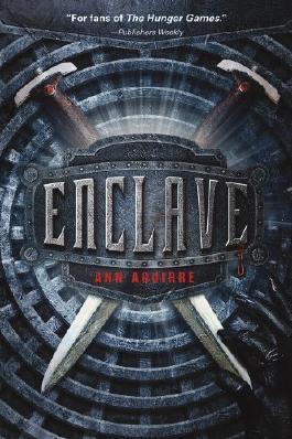 Enclave Reprint Edition by Aguirre, Ann [2012]