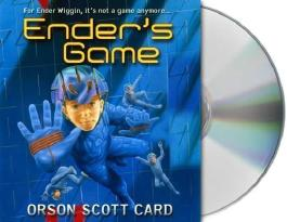 Ender's Game (The Ender Quintet) Unabridged Edition by Card, Orson Scott published by Macmillan Audio (2008) Audio CD