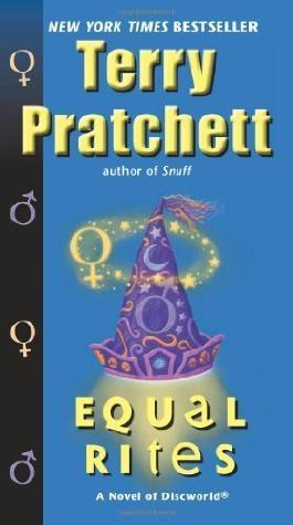 Equal Rites (Discworld) by Pratchett, Terry (2013) Mass Market Paperback