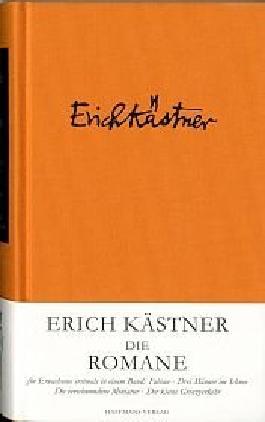Erich Kästner: Die Romane