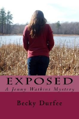 Exposed (A Jenny Watkins Mystery Book 4)