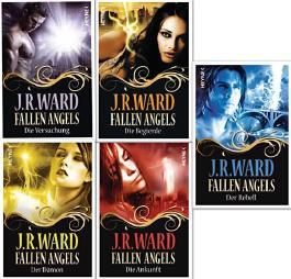 Fallen Angels Reihe von J R Ward