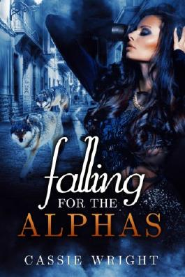Falling for the Alphas: Part One (BBW Shifter Werewolf Series)