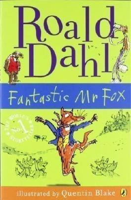 Fantastic Mr Fox by Dahl, Roald (2007)