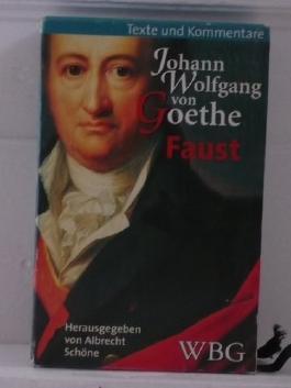 Faust. Texte und Kommentare. Hrsg. von Albrecht Schöne. 2 Bände in Schuber
