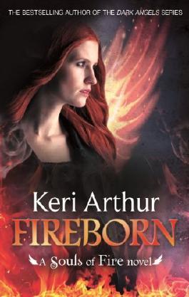Fireborn (Souls of Fire Book 1)
