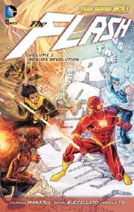 Flash Volume 2: Rogue's Revolution TP (The New 52) by Buccellato, Brian (2013) Paperback