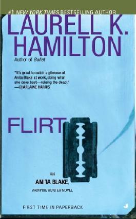 Flirt (Anita Blake, Vampire Hunter Book 18)