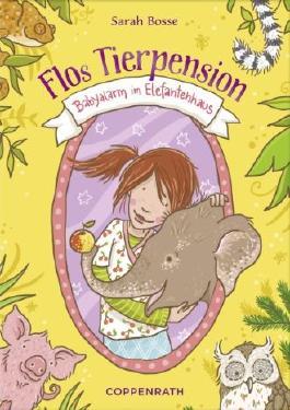 Flos Tierpension - Babyalarm im Elefantenhaus