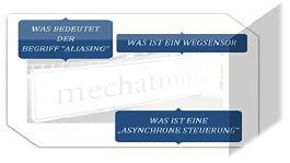 Fragen und Antworten (Loesungen) zur Mechatronik (Messen-Steuern-Regeln Fluidtechnik Antriebstechnik Automation Elektronik Handhabung EDV Maschinenbau Mechanik Kommunikation) (German Edition)