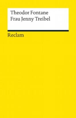 Frau Jenny Treibel: Reclams Universal-Bibliothek