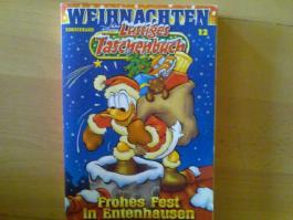 Frohes Fest in Entenhausen (Walt Disneys Lustige Taschenbücher - Weihnachten  Sonderband 12)
