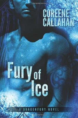 Fury of Ice (Dragonfury Series #2)