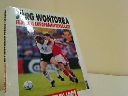 Fussball-Europameisterschaft Schweden 1992. Jörg Wontorra. [Fotos: Baader ...]