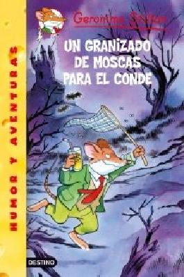 GS38.UN GRANIZADO DE MOSCAS PARA EL COND