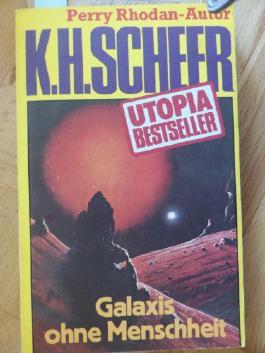Galaxis ohne Menschheit - Science Fiction Roman